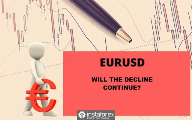 क्या EUR/USD पेअर में गिरावट जारी रहेगी?