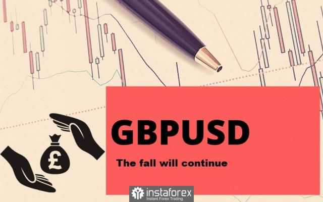 GBP/USD पेअर के और गिरने की संभावना है