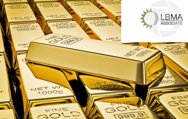 LBMA menurunkan unjuran emas kepada $1,969