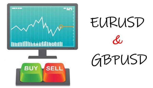 Pelan perdagangan untuk permulaan EUR / USD dan GBP / USD pada 21 September 2021