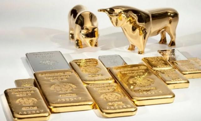 El oro asume el papel de refugio seguro debido a los problemas en Evergrande