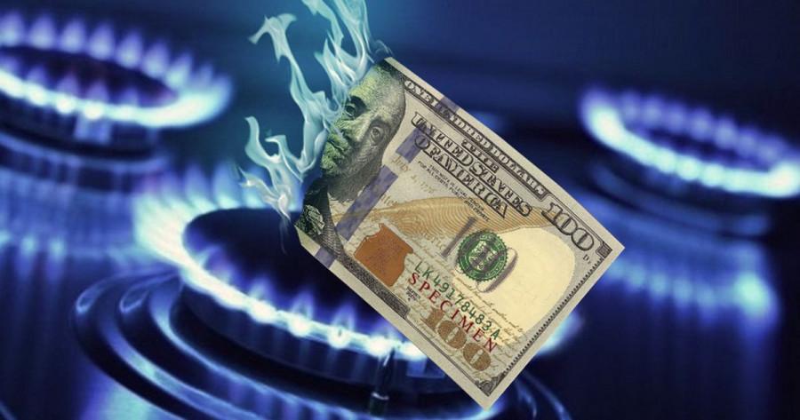 Газ творит чудеса: его цена в $1000 – прыжок в небеса