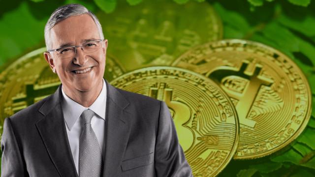 El multimillonario y tercer hombre más rico de México Ricardo Salinas Pliego recomienda comprar y almacenar Bitcoin antes de que sea demasiado tarde