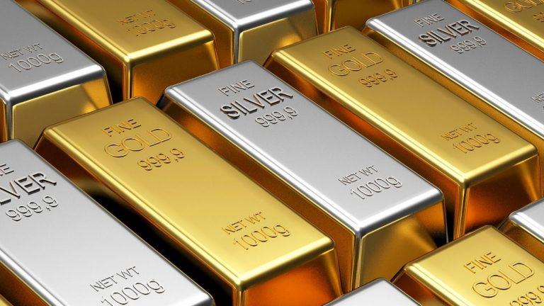 Gold versus silver? It is market parity