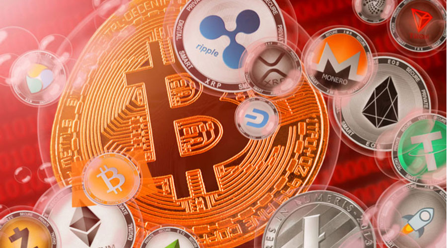 Bitcoin sharply hike amid altcoins plummet