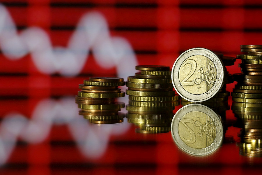 On the verge of falling: the euro awaits the fate of the yen