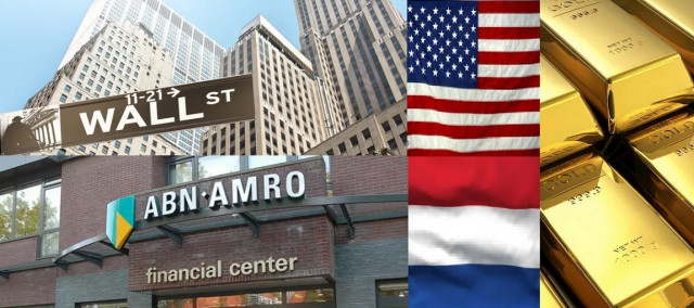 Wall Street review and ABN AMRO Bank opposite opinion