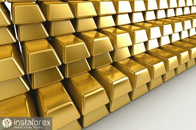Gold surged almost $40 on latest US inflation data