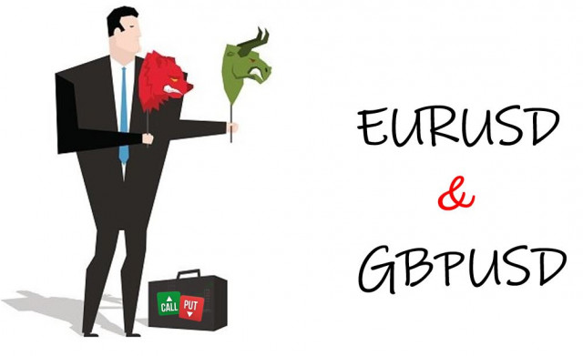 Trading plan for starters of EUR/USD and GBP/USD on October 15, 2021