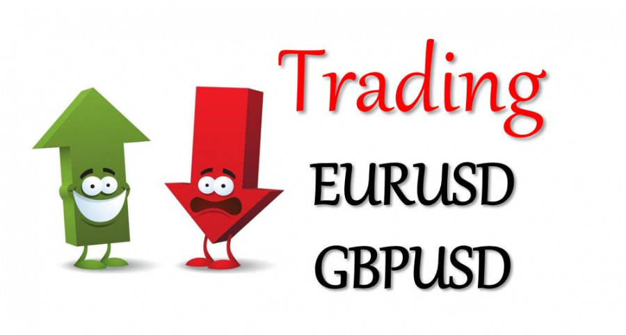 Trading plan for starters of EUR/USD and GBP/USD on October…