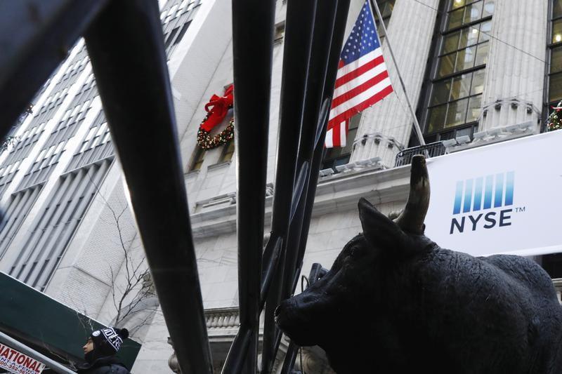 US stocks mixed at close of trade