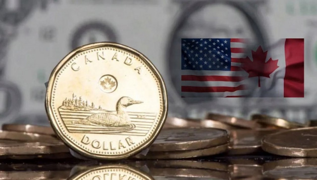 USD/CAD. Canadian dollar strengthens its position for the third week in a row