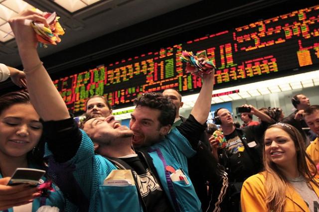 Фондовый рынок США восстановился